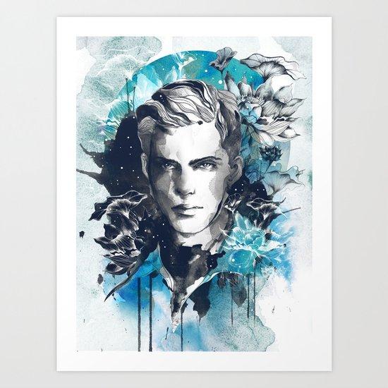 Lovely Boys Series No.2 Art Print