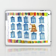 Doctor Whoodle Laptop & iPad Skin