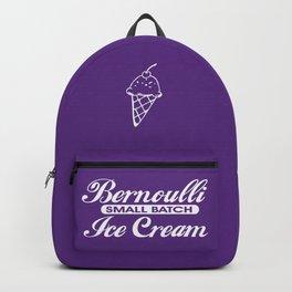 Bernoulli Small Batch Ice Cream Backpack