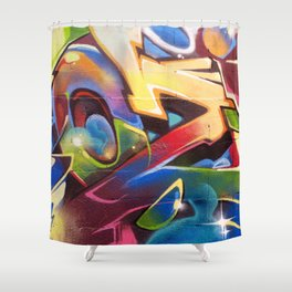 colorfull Shower Curtain