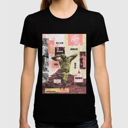 Prince Yama Appears Courtesy of the Honorable Reverend Joyce Musselman Shutt, 1937 T-shirt