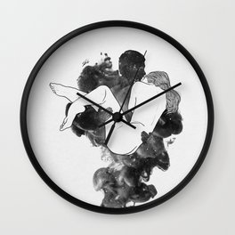 You feel so safe. Wall Clock