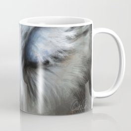 """A Portrait"" Coffee Mug"