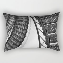 Hunting Lighthouse Stairs 1 Rectangular Pillow