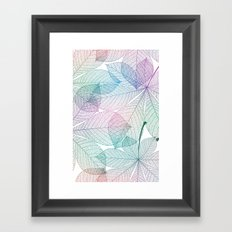 Pattern 55161 Framed Art Print