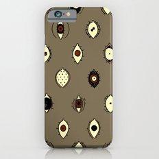 eyes pattern Slim Case iPhone 6s