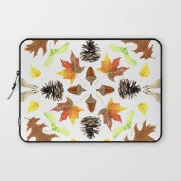 Tree Mandala 1 - Watercolor Laptop Sleeve