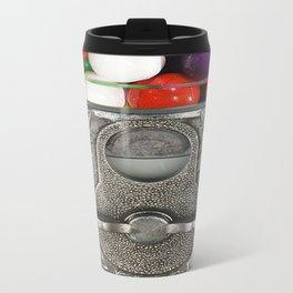 Gumball Machine Metal Travel Mug