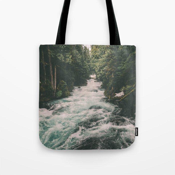 Mckenzie River Tote Bag
