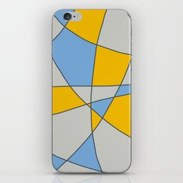 Abstract Painting #9 iPhone Skin