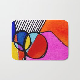 Magical Thinking 7A6 by Kathy Morton Stanion Bath Mat