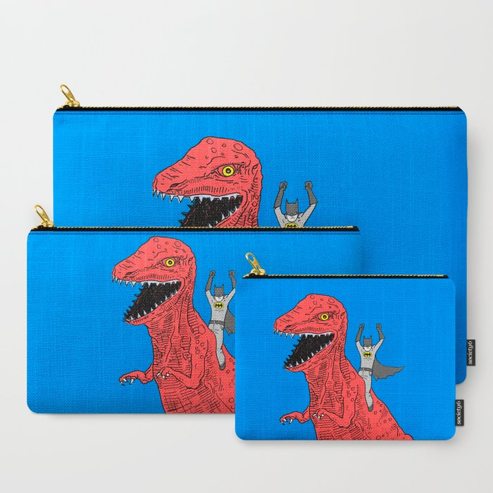 Dinosaur_B_Forever_CarryAll_Pouch_by_Isaboa__Set_of_3