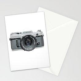 Vintage Camera Phone Stationery Cards