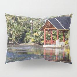 Peaceful Pagoda Pillow Sham
