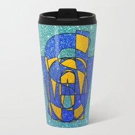 SWEDEN - Glitter Travel Mug