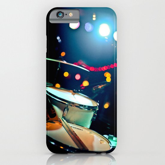 drums iPhone & iPod Case