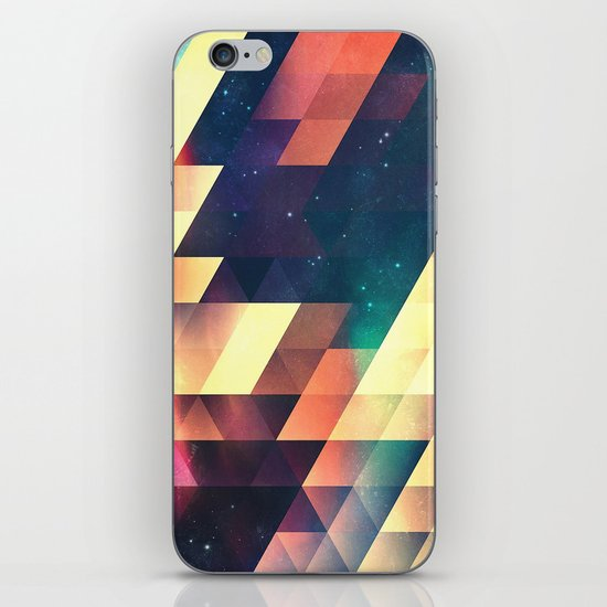 thyss lyyts iPhone & iPod Skin