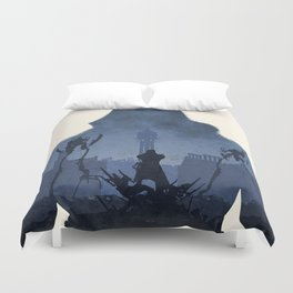Dishonored Duvet Cover