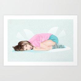 I need to cuddle Art Print