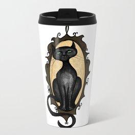 Familiar in Frame Travel Mug