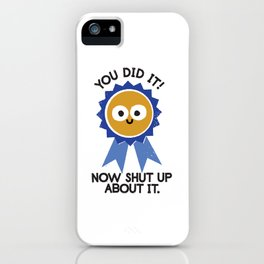 Boast Likely to Succeed iPhone Case