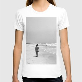 Long Walks on the Beach T-shirt