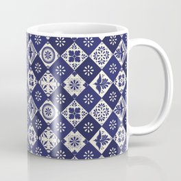 Mexican Talavera Tiles Coffee Mug