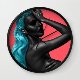 pierce Wall Clock