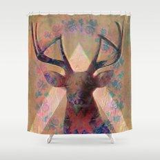 Wild Side  Shower Curtain
