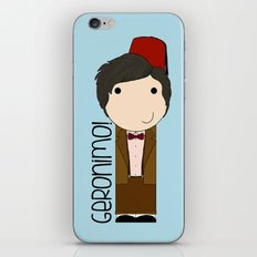 Geronimo!  iPhone & iPod Skin