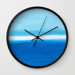Calm Ocean Wall Clock