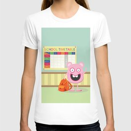 Monster School T-shirt