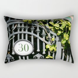 Door 30 Rectangular Pillow