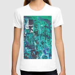 Pthalo Dance T-shirt