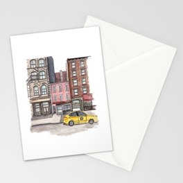 Streets of NYC Stationery Cards