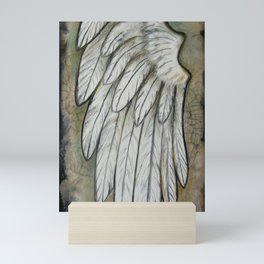 Large Left Wing Mini Art Print