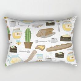 Bread Rectangular Pillow