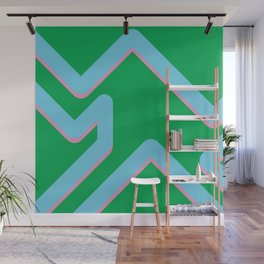 The form Wall Mural