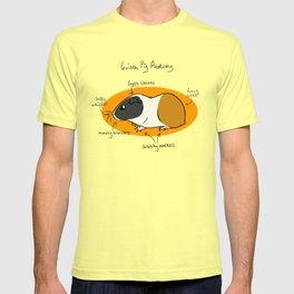 Guinea Pig Anatomy T-shirt