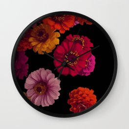 Bouquet from Julia Wall Clock