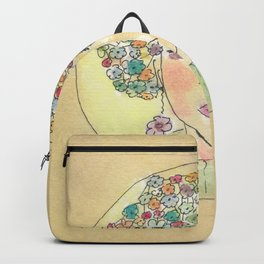 Fioriscono i Pensieri- Bloom thoughts Backpack