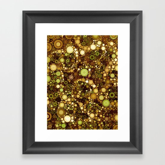 :: Solid Gold :: Framed Art Print