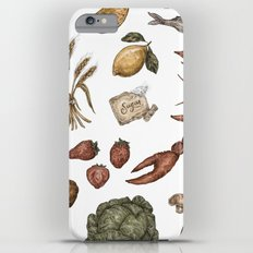 Food Slim Case iPhone 6s Plus