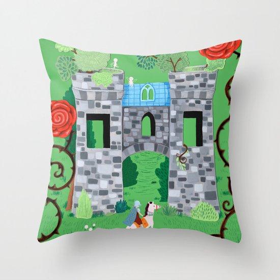 Gatehouse Throw Pillow