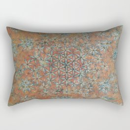 TAGGART SPRING TRANSFORMATION Rectangular Pillow
