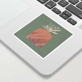 Octavia Sticker