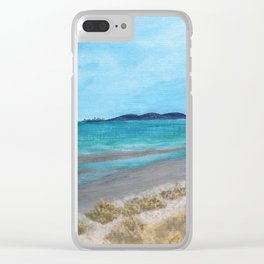 Findhorn Clear iPhone Case