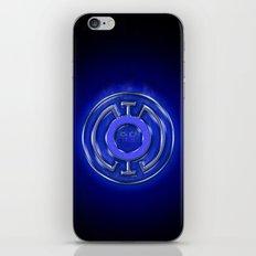 Blue Lantern Corp (Hope) iPhone & iPod Skin