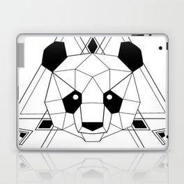 Panda geometric Laptop & iPad Skin
