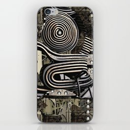 Re-Wired iPhone Skin
